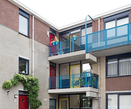 Schildersbedrijf Utrecht - Berkstraat 8-24