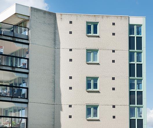 Schildersbedrijf Houten - Duinmeer detail 2