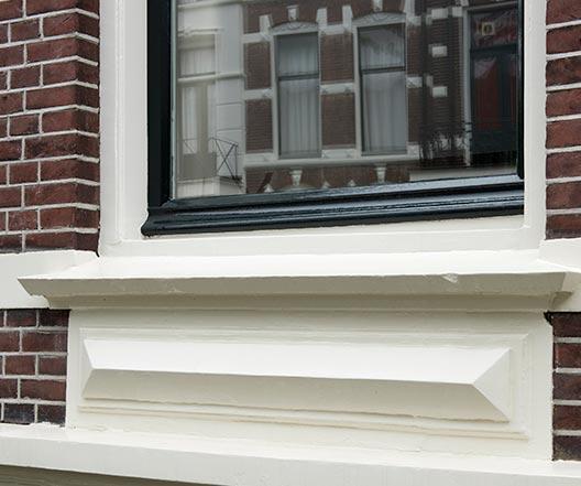 Schildersbedrijf Utrecht - F.C. Donderstraat 33 detail 3
