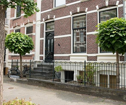 Schildersbedrijf Utrecht - F.C. Donderstraat 33 detail 6