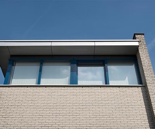 Schildersbedrijf Leerdam - Giddinghof 8 detail 2