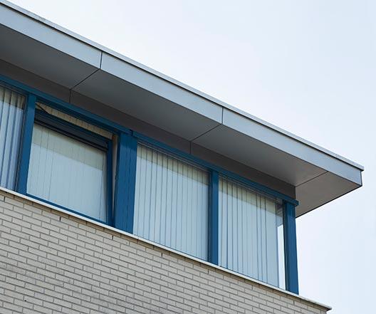 Schildersbedrijf Leerdam - Giddinghof 8 detail 4