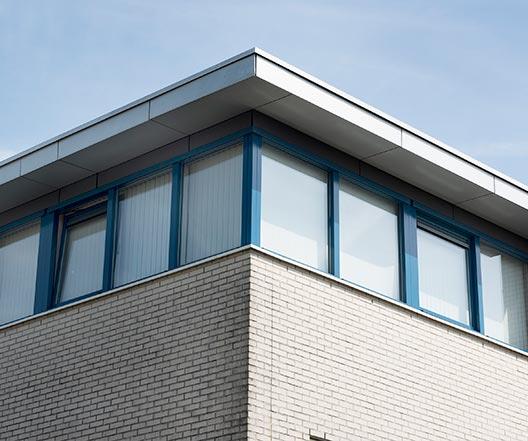 Schildersbedrijf Leerdam - Giddinghof 8 detail 5