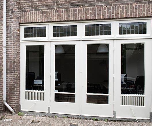 Schildersbedrijf Utrecht - Maliebaan 39a detail 3
