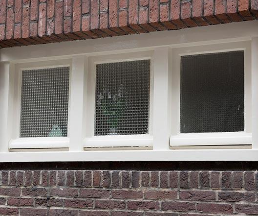 Schildersbedrijf Utrecht - Maliebaan 39a detail 4