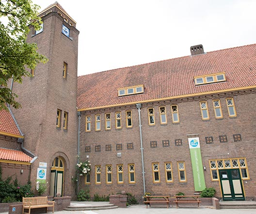 Schildersbedrijf Utrecht - Mecklenburglaan 3-5 detail 1