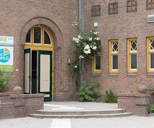 Schildersbedrijf Utrecht - Mecklenburglaan 3-5 detail 2