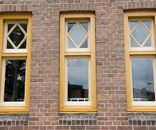 Schildersbedrijf Utrecht - Mecklenburglaan 3-5 detail 3
