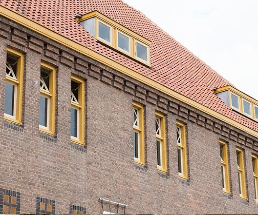 Schildersbedrijf Utrecht - Mecklenburglaan 3-5 detail 4