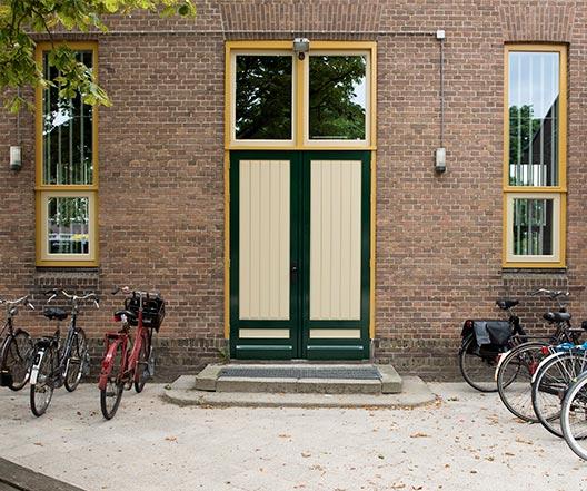 Schildersbedrijf Utrecht - Mecklenburglaan 3-5 detail 6