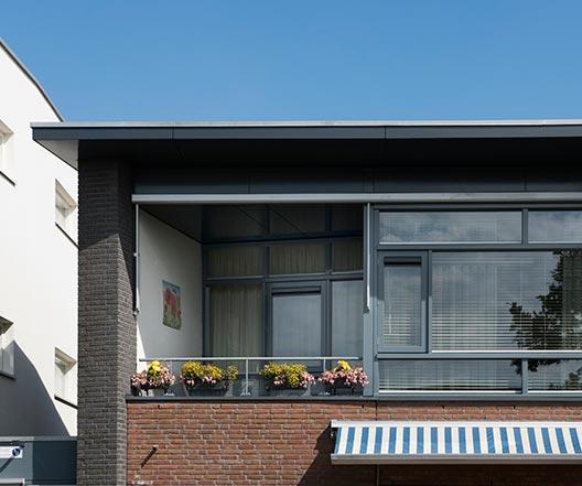 Schildersbedrijf Geldermalsen - Prinsenhof 12 detail 5
