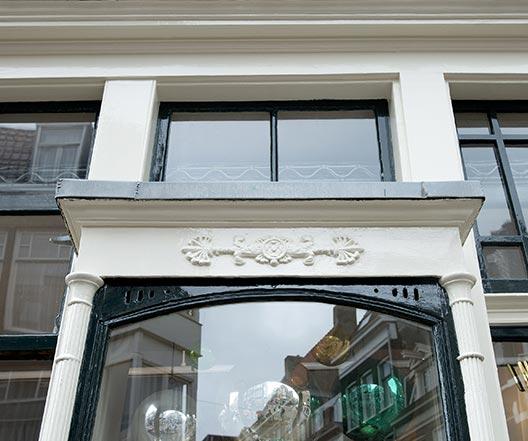 Schildersbedrijf Amsterdam - Kerkstraat 3