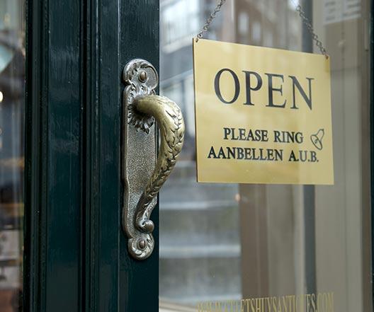 Schildersbedrijf Amsterdam - Kerkstraat 2