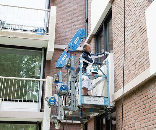 Schildersbedrijf Amsterdam - Kringloop 271-429 detail 3