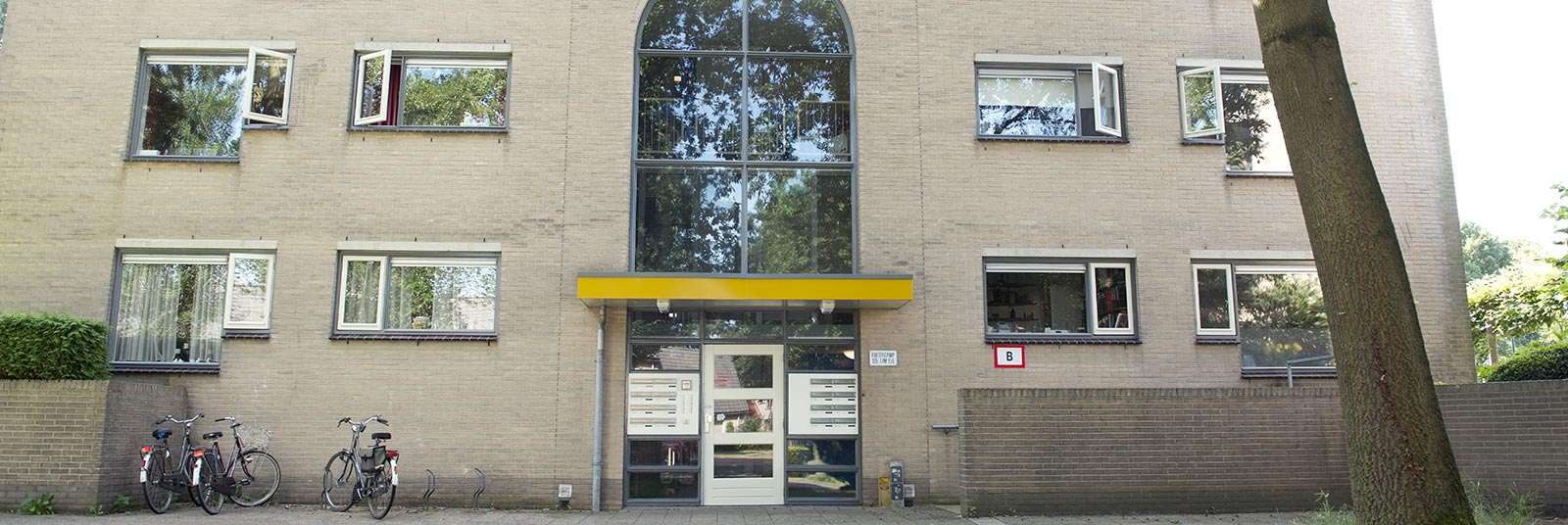 Schildersbedrijf Houten - Header Ruitercamp