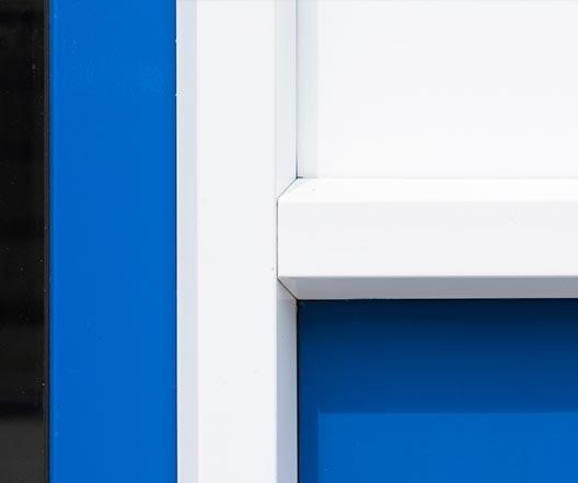 Schildersbedrijf Leerdam - Oranjehof 29-99 detail 4