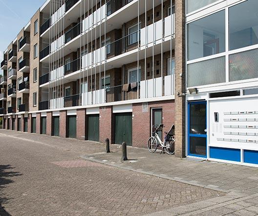 Schildersbedrijf Leerdam - Oranjehof 29-99 detail 6