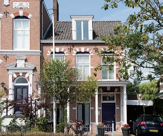 Schildersbedrijf Leerdam - Spoorstraat detail 1