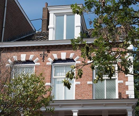 Schildersbedrijf Leerdam - Spoorstraat 5 detail 4