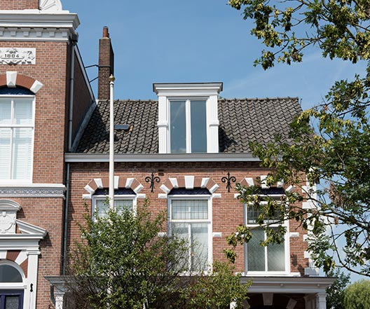 Schildersbedrijf Leerdam - Spoorstraat 5 detail 6