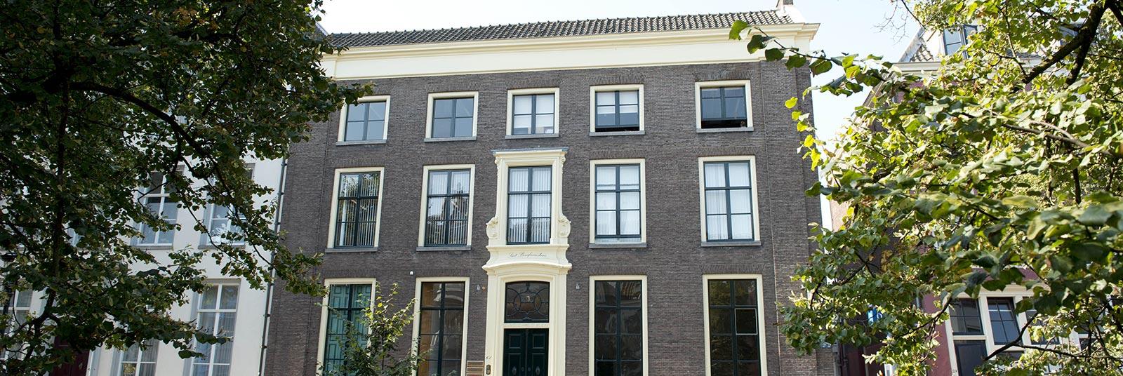 Schildersbedrijf Vink - Header Nieuwegracht 61