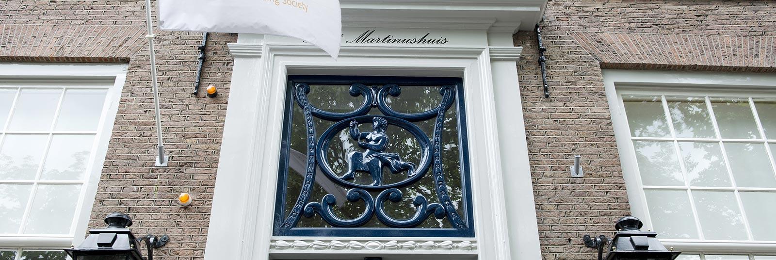 Schildersbedrijf Utrecht - Header Nieuwegracht 65