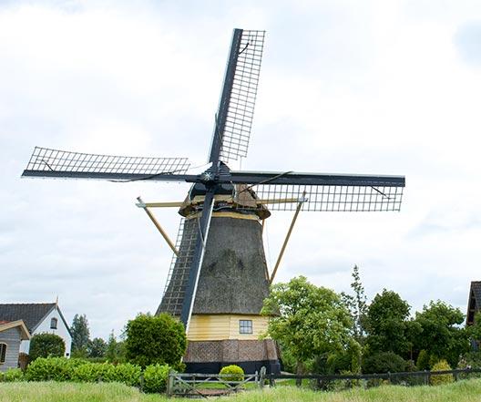 Schildersbedrijf Wilnis - Oudhuizerweg 1