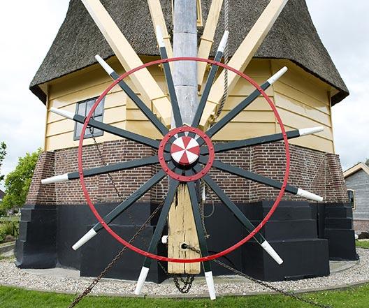 Schildersbedrijf Wilnis - Oudhuizerweg 4