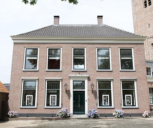 Monumentaal Schilderwerk - Dorpsstraat detail 1