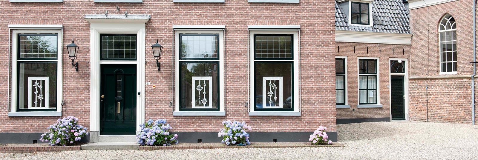 Monumentaal Schilderwerk - Header Dorpsstraat