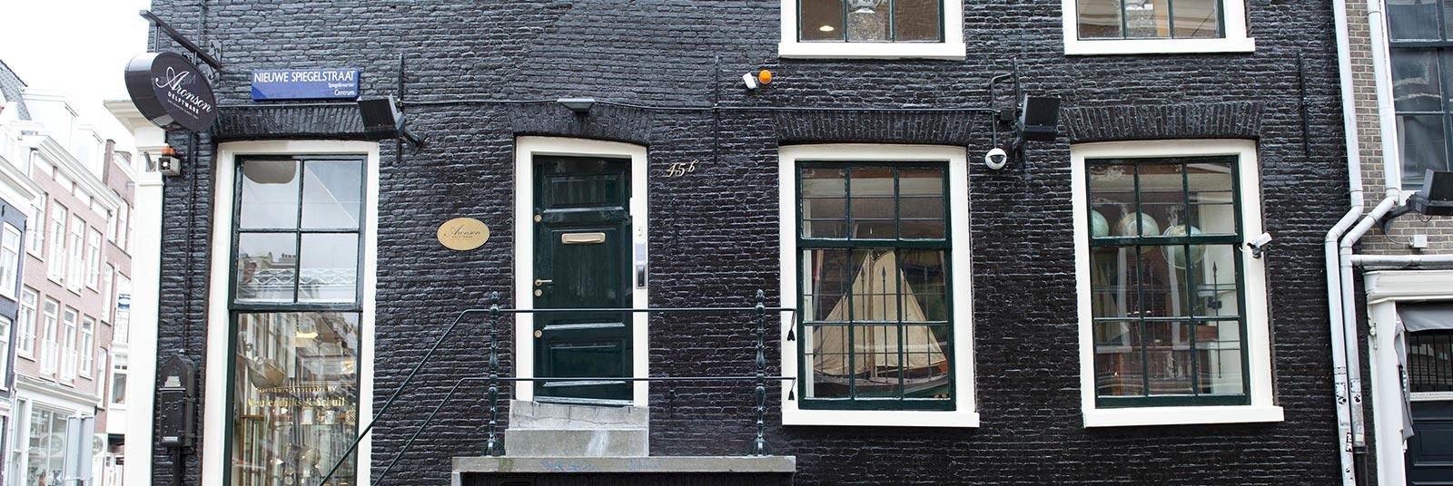 Monumentaal Schilderwerk - Header Kerkstraat