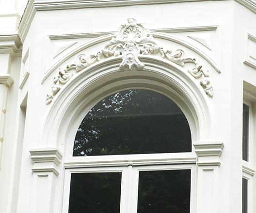 Monumentaal Schilderwerk - Maliebaan detail 6
